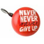 Liix Din Dong zvonček Never give up - RDEČ