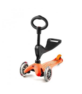 Mini 3v1 deluxe oranžen